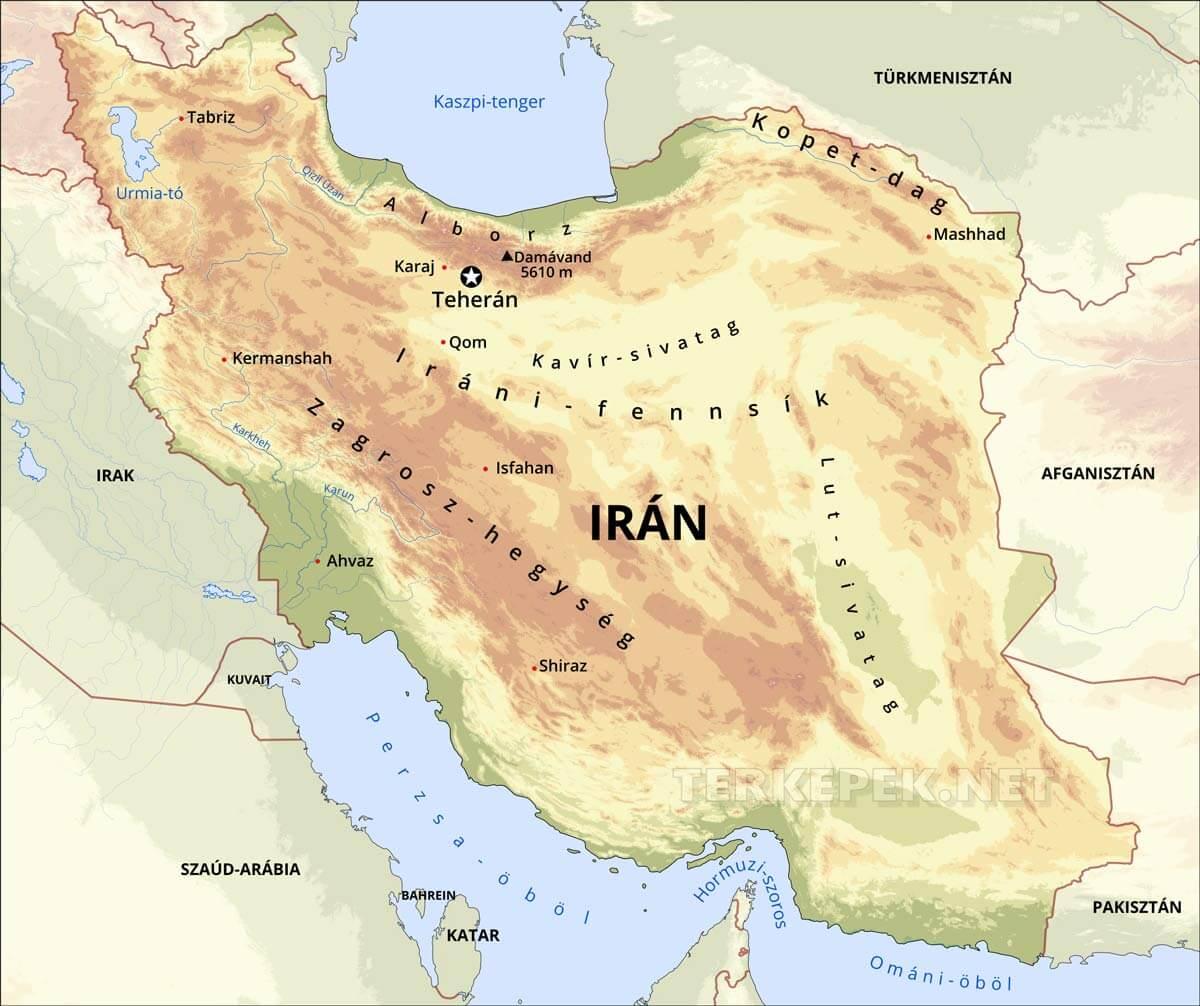 törökország domborzati térkép Irán domborzati térképe törökország domborzati térkép